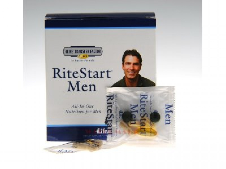 4Life Transfer Factor® RiteStart® Men